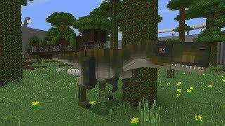 Minecraft Vua Khủng Long #1 : Những Hóa Thạch Đầu Tiên Của Thời Tiền Sử  !