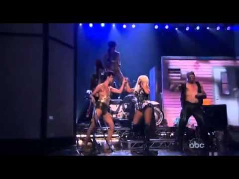 Christina Aguilera 2012 American Music Awards Performance