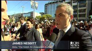The Hobbit: An Unexpected Journey NZ premiere