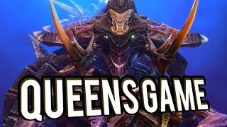 Queens Game - Starcraft 2 Mod