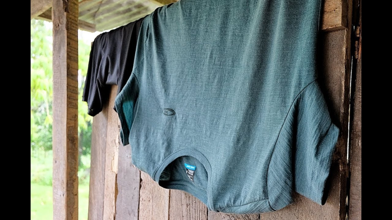 1e88c213 Review: How Good Is The ICEBREAKER Merino Cool-Lite T-Shirt?   In Papua New  Guinea