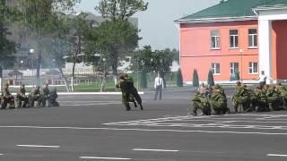 Скачать День ВДВ в Витебске Показательные выступления десантников 103 й гв отд моб бригады