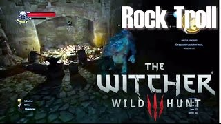 The Witcher 3: Wild Hunt - Master Armorers - Rock Troll - Death March