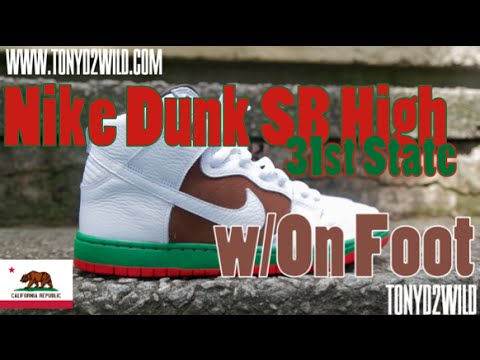 new product 62564 6ff99 ... coupon for nike dunk high premium sb 31st state w 28a61 1acd7