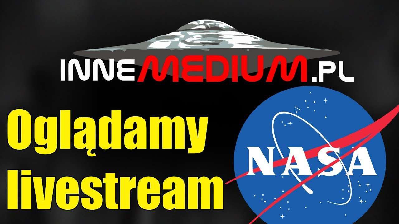 Oglądamy konferencję NASA! Kto wie, może ogłoszą istnienie UFO?