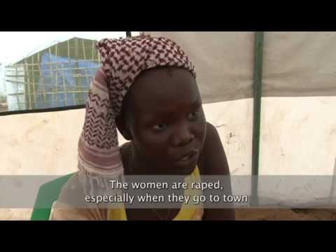 HIV prevention in South Sudan among displaced persons