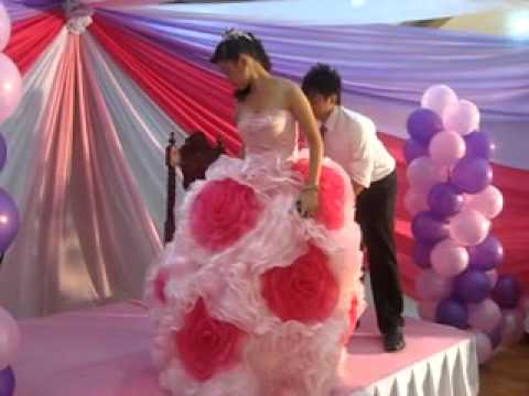 Marjane's 18th Birthday - Grand Entrance