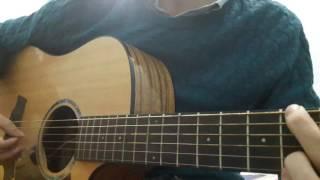 Những ngày vắng em guitar cover