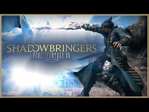 Final Fantasy XIV: SHADOWBRINGERS / Gunbreaker Rotation 5 X