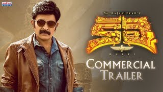 KALKI Commercial Trailer | Rajasekhar | Adah Sharma | Prashanth Varma