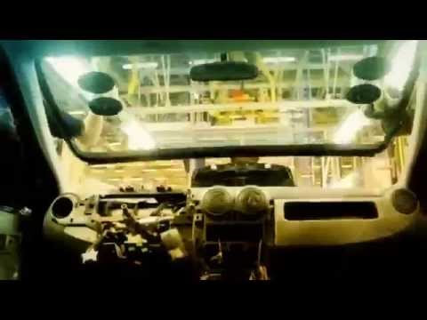 Как собирают рено логан 2 на автовазе видео