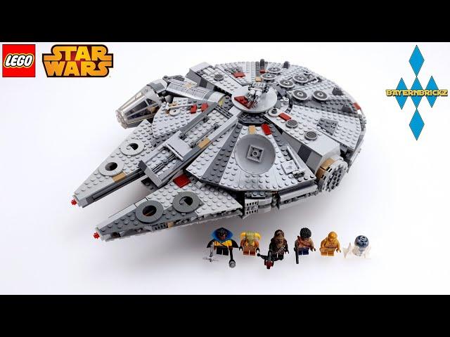 Lego Star Wars - 75257 Millennium Falke