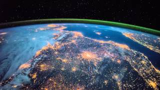 ISS Timelapse - From Portugal to Poland by night (28 Marzo 2015)