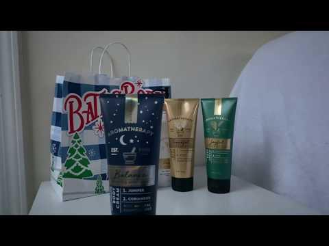 Bath and Body works New Aromatherapy Balance