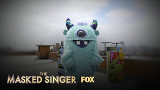 The Clues: Monster | Season 1 Ep. 8 | THE MASKED SINGER