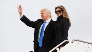 Melania's Parents Are Now US Citizens Because Of Chain Migration.