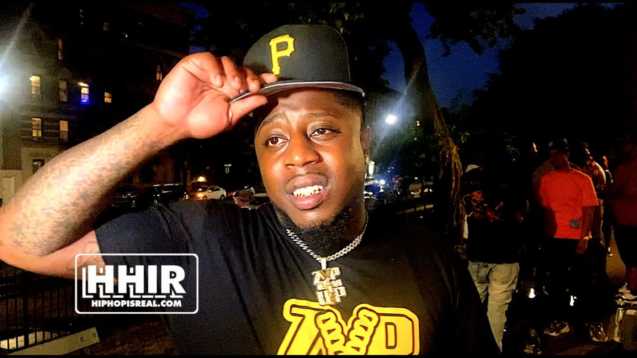 K SHINE REVEALS HIS BATTLE VS PAT STAY GOT CANCELLED FOR NOME X & HE DECLINED CHILLA JONES & CHESS