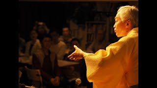 参遊亭遊助がレギュラー出演している神奈川県のカルチャーイベント「マグカルナイト」での高座.
