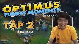 Xem Mus không cười mà được à? | OPTIMUS FUNNY MOMENTS - Tập 2
