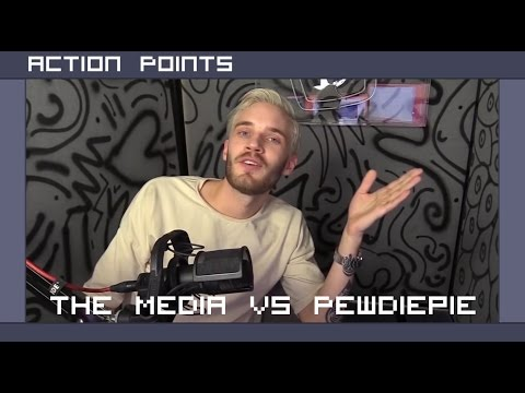 The Media vs Pewdiepie: You had one job