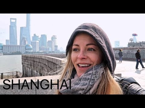 BACK IN CHINA / a day in Shanghai