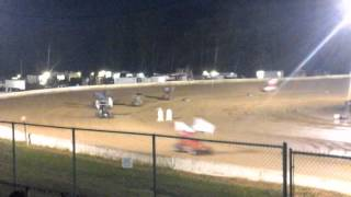 GVAT regular heat race 5/16/2015 Bryan Hess #29