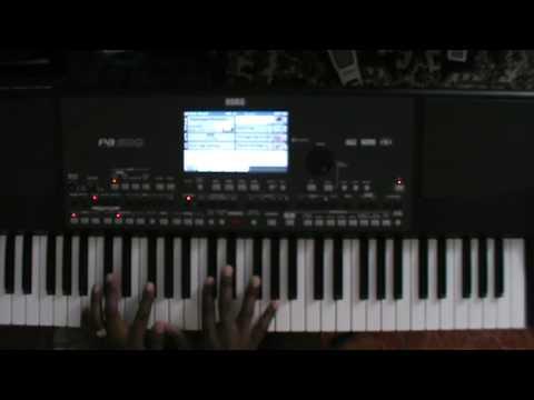Neville d Die Liefde Van Jesus - Piano Tutorial