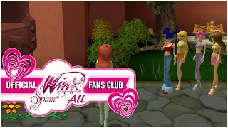 Winx Club PC Game - 21. Welcome to Red Fountain Winx Club