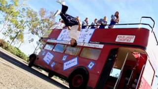 Kelley Blue Book Promotional Video with Big RED Bus!