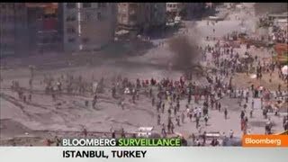 Turkish Army Not Involved in Taksim Square: Holland