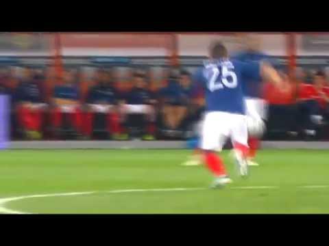 Marvin Martin vs Ukraine.