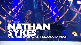 nathan sykes feat louisa johnson  over and over again live at the summertime ball 2016