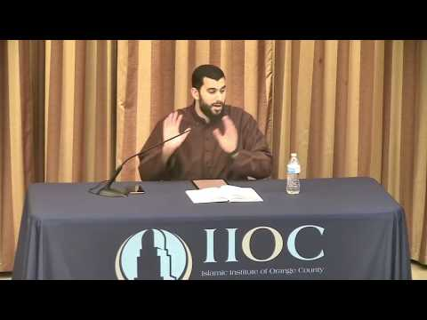 The Shamail - A Description of the Messenger (Part 9) by Sh. Mohammed Mana