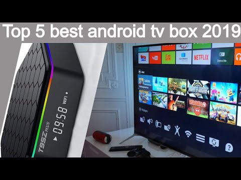 Top 5 Best Android Tv Box For 2019