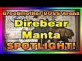 Broodmother Boss Arena| Ark: Survival Evolved | Direbear SPOTLIGHT & Manta SPOTLIGHT | Xbox|PC|PS4
