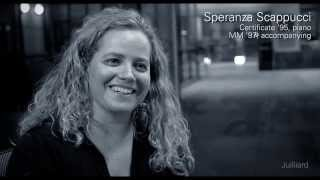Speranza Scappucci on Living at Juilliard | Juilliard Snapshot