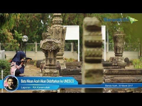Batu Nisan Aceh Akan Didaftarkan ke UNESCO