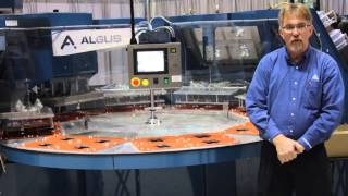 Discover how Algus adds flexibility in packaging machinery
