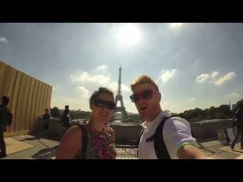 TRAVEL GUIDES: FRANCE (THE EIFFEL TOWER) + GoPro Hero 3