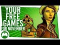 Free Xbox Games Gold Subscribers Must Play In November