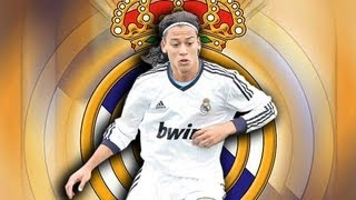 Cristian Benavente (Real Madrid) - Skills, Goals   2013 HD