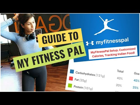 MyFitnessPal | Beginner's Tutorial | Tracking Calories for Weight Loss