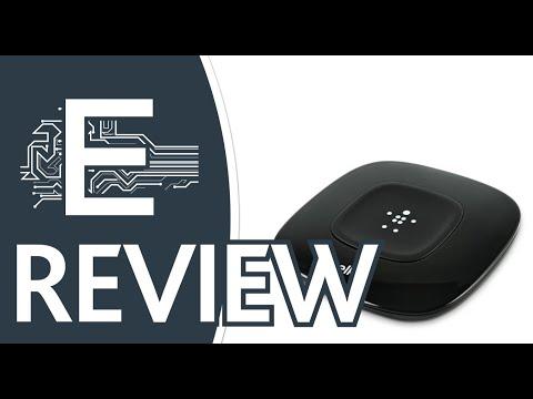 Belkin SongStream NFC-Enabled HD Bluetooth Wireles Review
