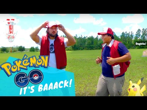 Pokemon Go - Lenny's strange adventure!