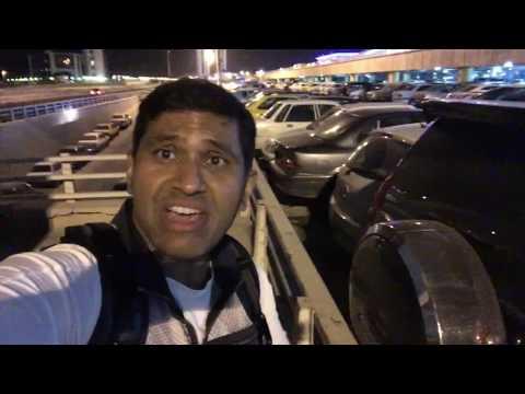 Dropped at Tehran International Airport