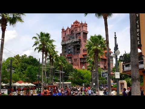 Disney's Hollywood Studios - 2014 Tour and Overview - Walt Disney World