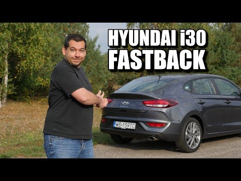 Hyundai i30 Fastback ENG Test Drive and Review