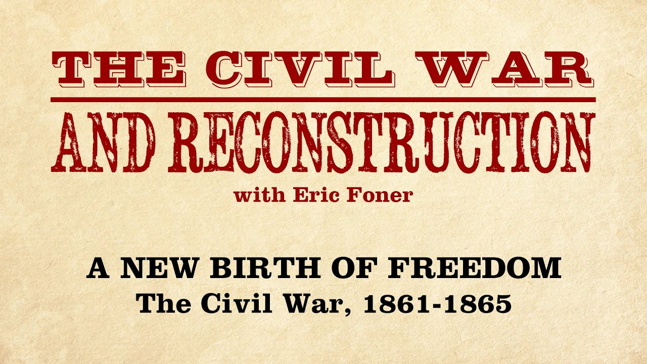 a review about the new view of reconstruction by eric foner A new window for racial justice  in this view, president andrew johnson— who did everything he could to sabotage efforts on  other historians, most  notably eric foner, followed dubois's course with transformative works.