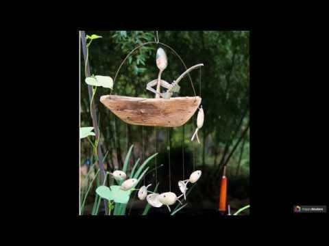 Необычные украшения для сада своими руками: 60 оригинальных задумок