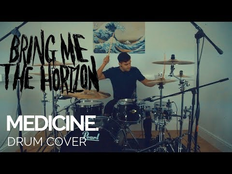 medicine - Bring Me The Horizon - Drum Cover + Tab